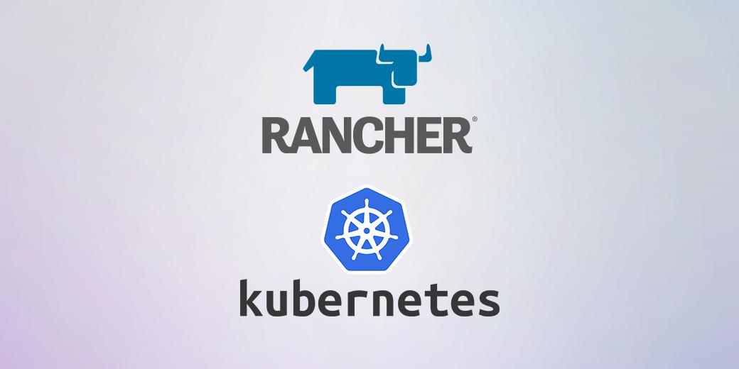 Logo formation Rancher & Kubernetes