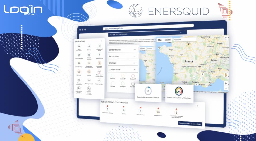 Enersquid, plateforme d'évaluations de projets multi-énergies