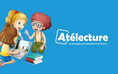 Atélecture plateforme d'apprentissage du langage en ligne