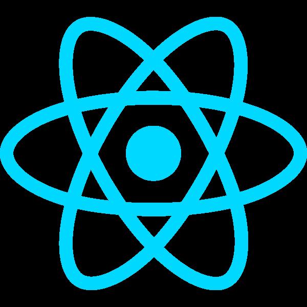 Icon logo React