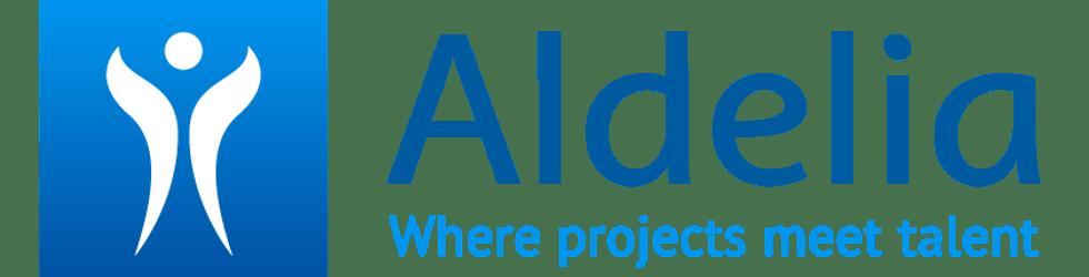 Logo société Aldelia