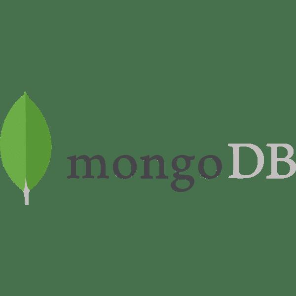 Logo mongo DB