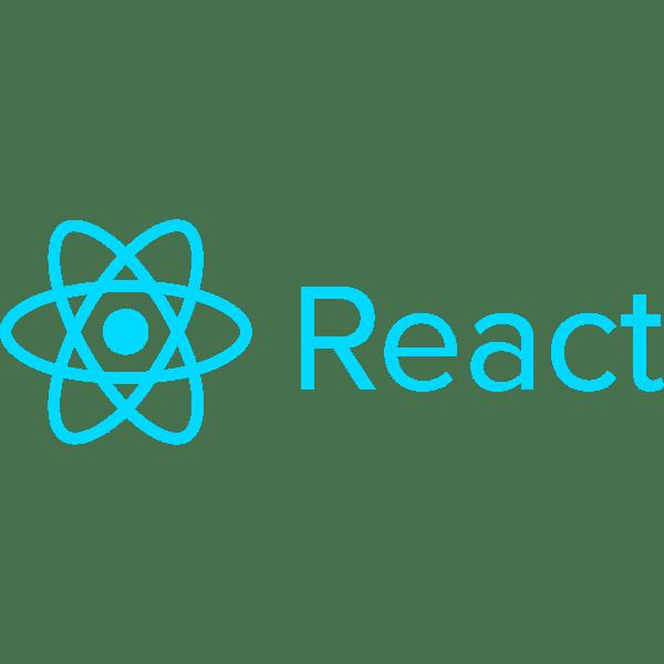 Logo React JS